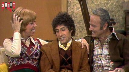 The Carol Burnett Show: S6 E4 - Steve Lawrence, Paul Sand