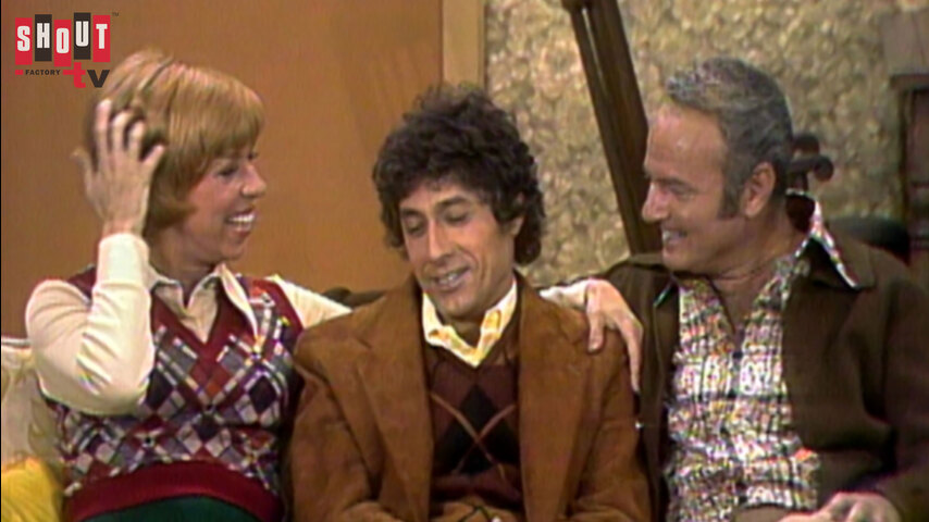 The Carol Burnett Show: S6 E4 - Steve Lawrence, Paul Sand