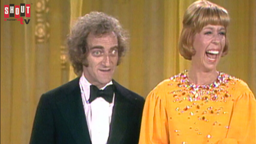 The Carol Burnett Show: S6 E2 - Marty Feldman, Carol Channing