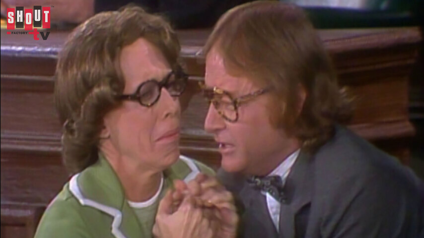 The Carol Burnett Show: S7 E7 - John Byner