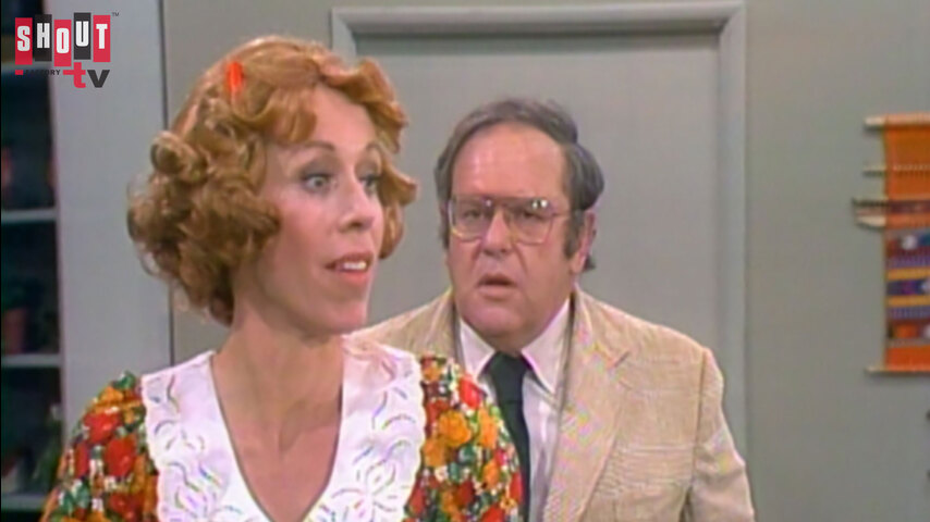 The Carol Burnett Show: S7 E6 - Jack Weston