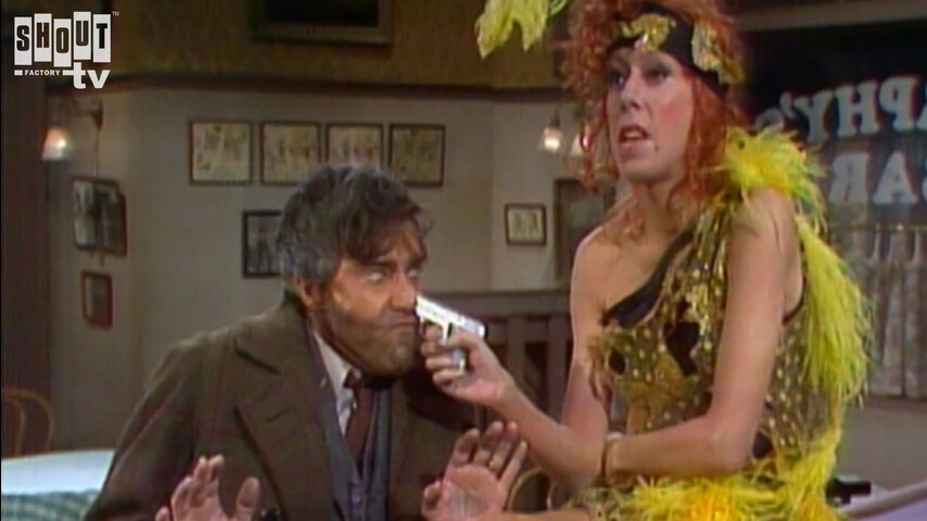 The Carol Burnett Show: S8 E22 - Steve Lawrence, Sally Struthers