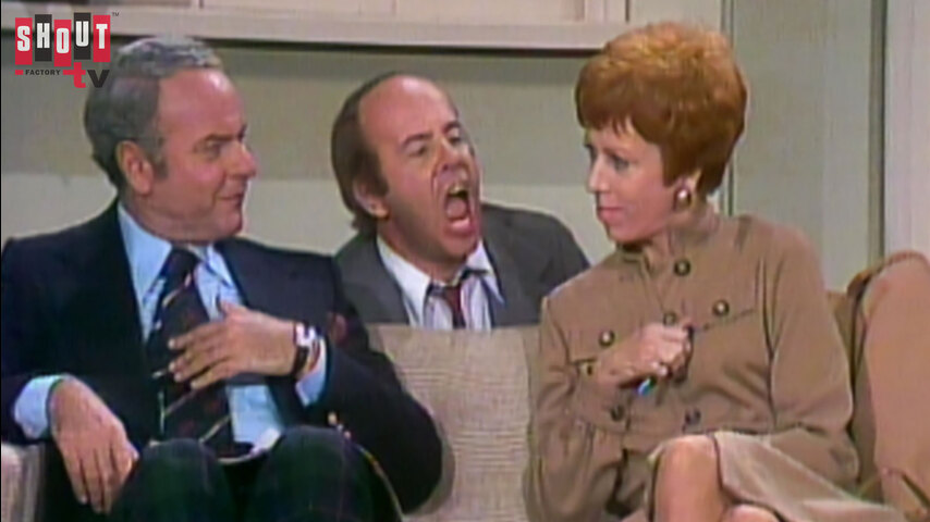The Carol Burnett Show: S8 E11 - Steve Lawrence, Tim Conway