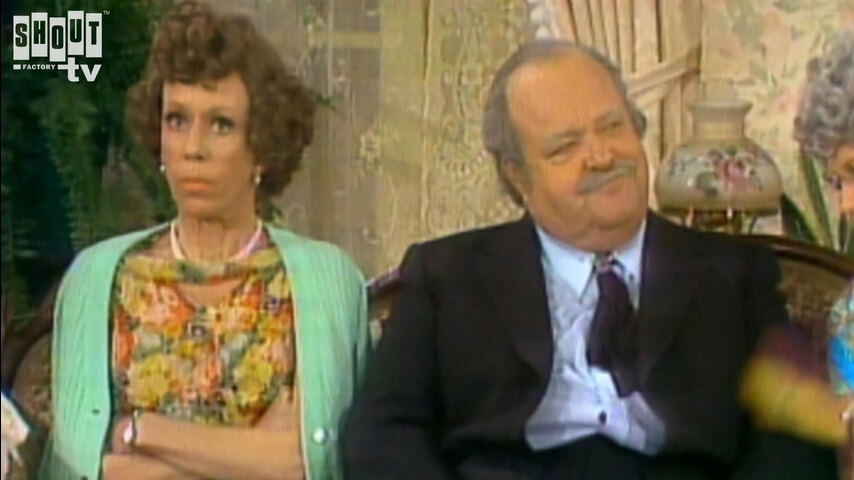 The Carol Burnett Show: S8 E16 - William Conrad