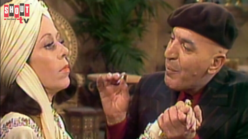 The Carol Burnett Show: S8 E5 - Telly Savalas