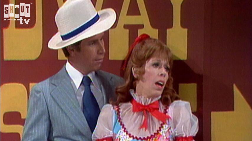 The Carol Burnett Show: S8 E20 - Buddy Ebsen, Wayne Rogers