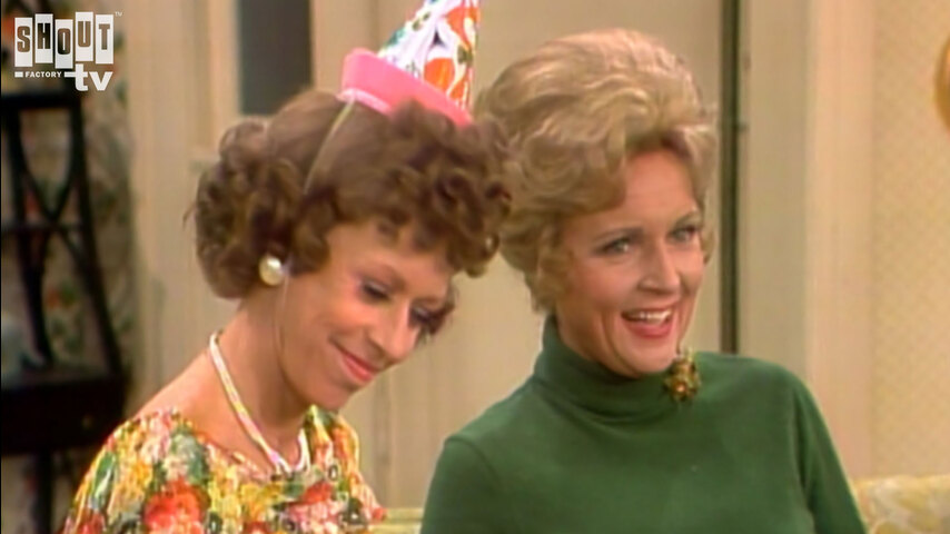 The Carol Burnett Show: S9 E11 - Betty White