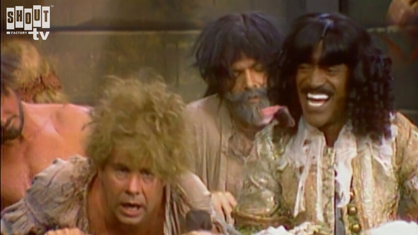 The Carol Burnett Show: S10 E2 - Sammy Davis Jr.