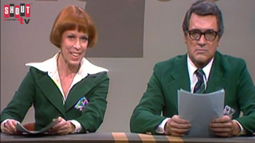 The Carol Burnett Show: S10 E17 - Rock Hudson