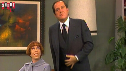 The Carol Burnett Show: S10 E11 - Alan King
