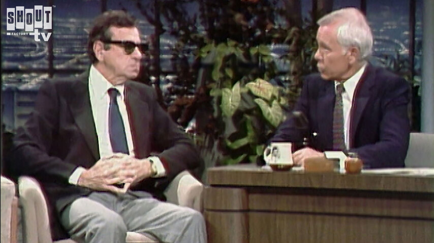 The Johnny Carson Show: Hollywood Icons Of The '60s - Walter Matthau (3/23/82)