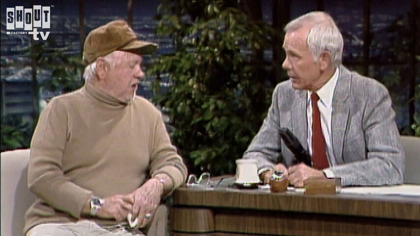 The Johnny Carson Show: Hollywood Icons Of The '60s - Mickey Rooney (3/13/84)