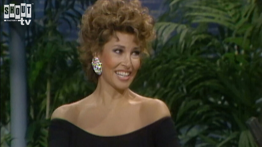 The Johnny Carson Show: Hollywood Icons Of The '60s - Raquel Welch (6/22/88)