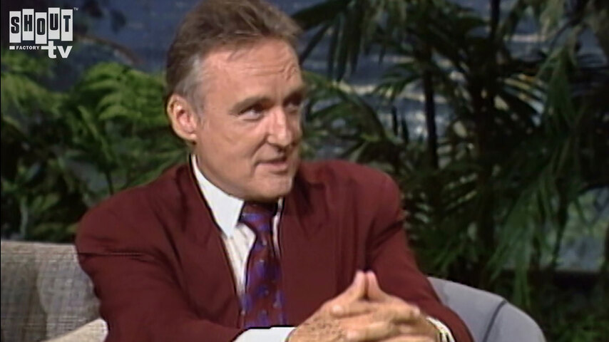 The Johnny Carson Show: Hollywood Icons Of The '60s - Dennis Hopper (8/15/91)