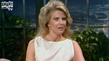 The Johnny Carson Show: Hollywood Icons Of The '70s - Candice Bergen (3/21/85)
