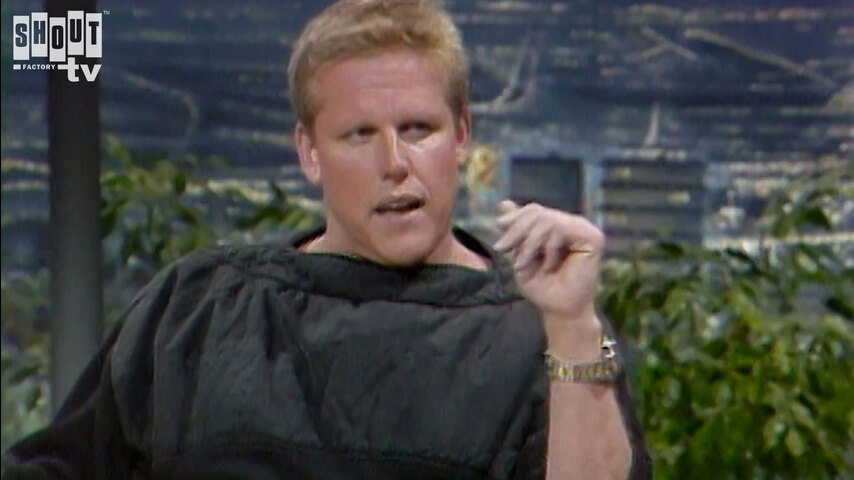 The Johnny Carson Show: Hollywood Icons Of The '70s - Gary Busey (8/23/85)