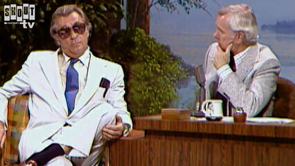 The Johnny Carson Show: Hollywood Icons Of The '60s - Robert Mitchum (6/16/78)
