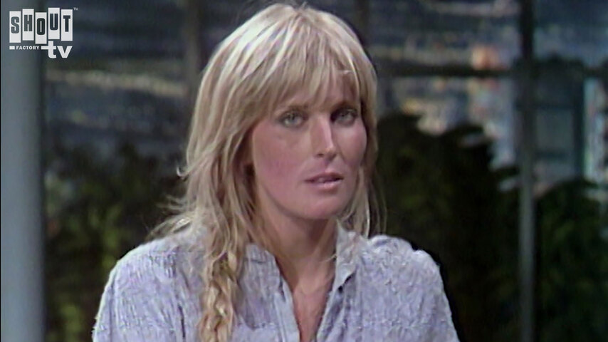 The Johnny Carson Show: Hollywood Icons Of The '70s - Bo Derek (7/24/81)