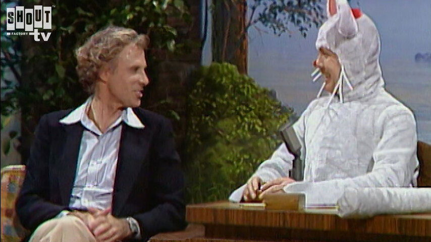 The Johnny Carson Show: Hollywood Icons Of The '70s - Bruce Dern (3/2/78)