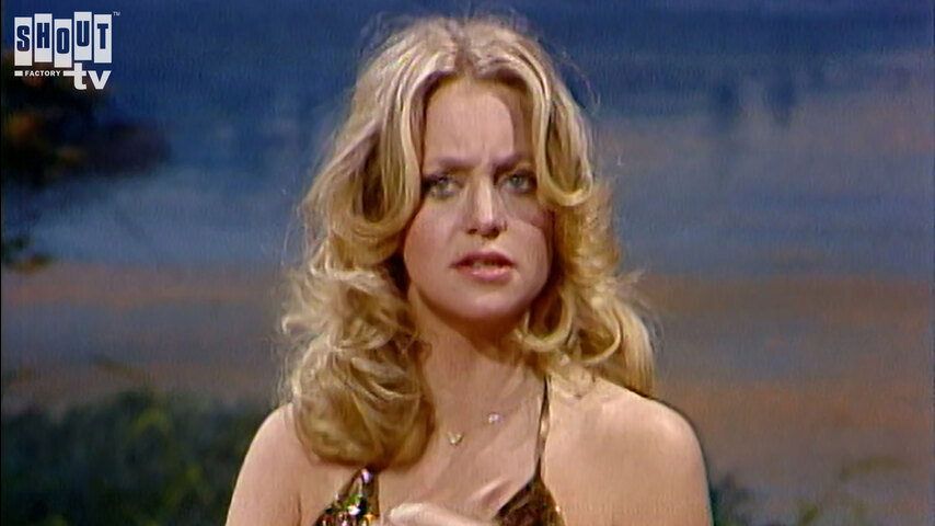 The Johnny Carson Show: Hollywood Icons Of The '70s - Goldie Hawn (2/22/78)
