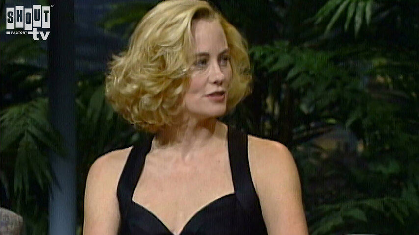 The Johnny Carson Show: Hollywood Icons Of The '70s - Cybill Shepherd (6/8/89)