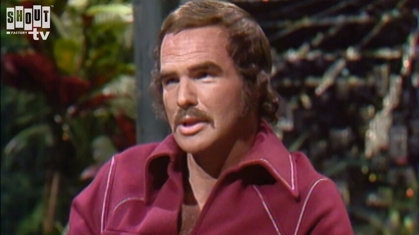 The Johnny Carson Show: Hollywood Icons Of The '70s - Burt Reynolds (10/2/73)