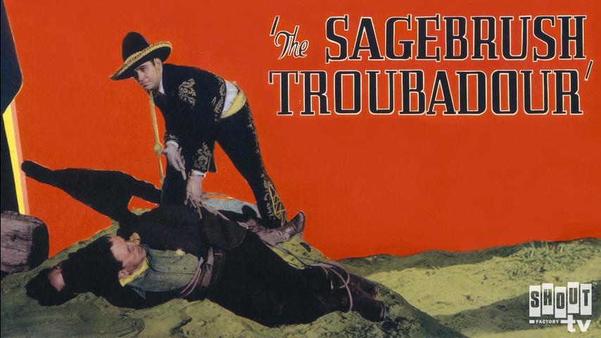 The Sagebrush Troubadour