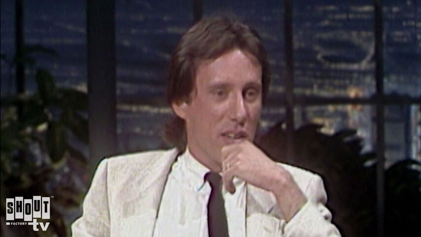 The Johnny Carson Show: Hollywood Icons Of The '80s - James Woods (1/8/81)