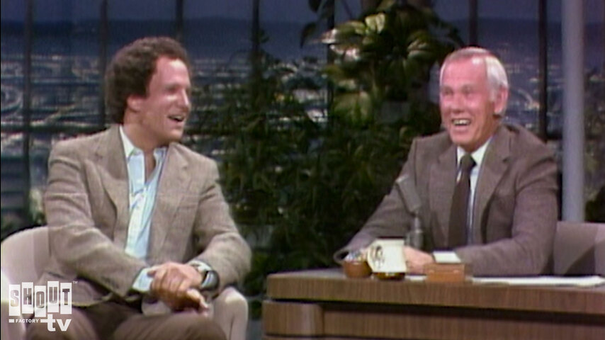 The Johnny Carson Show: Hollywood Icons Of The '80s - Albert Brooks (4/9/81)