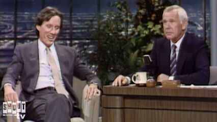 The Johnny Carson Show: Hollywood Icons Of The '80s - James Woods (10/8/81)