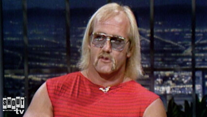 The Johnny Carson Show: Hollywood Icons Of The '80s - Hulk Hogan (6/15/82)
