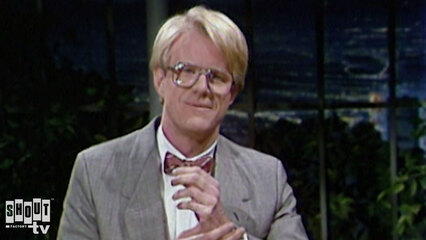 The Johnny Carson Show: Hollywood Icons Of The '80s - Ed Begley Jr. (2/23/84)