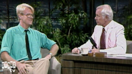 The Johnny Carson Show: Hollywood Icons Of The '80s - Ed Begley, Jr. (9/28/84)