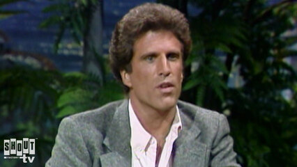 The Johnny Carson Show: Hollywood Icons Of The '80s - Ted Danson (9/19/85)