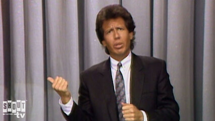 The Johnny Carson Show: Hollywood Icons Of The '80s - Garry Shandling (2/27/86)