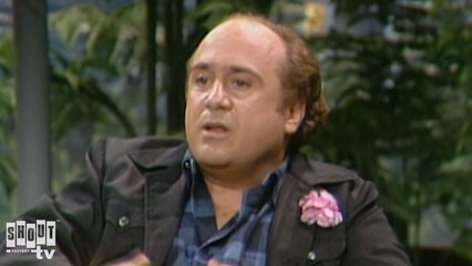 The Johnny Carson Show: Hollywood Icons Of The '80s - Danny DeVito (3/12/87)