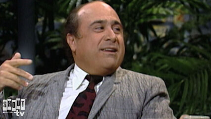 The Johnny Carson Show: Hollywood Icons Of The '80s - Danny DeVito (12/9/88)
