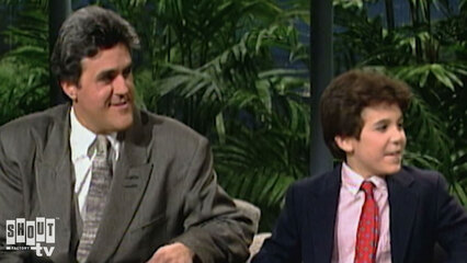 The Johnny Carson Show: Hollywood Icons Of The '80s - Fred Savage (2/2/89)