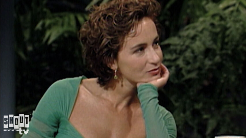 The Johnny Carson Show: Hollywood Icons Of The '80s - Jennifer Grey (2/2/90)