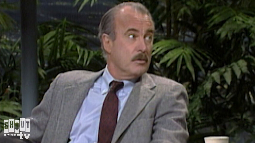 The Johnny Carson Show: Hollywood Icons Of The '80s - Dabney Coleman (5/2/90)