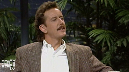 The Johnny Carson Show: Hollywood Icons Of The '80s - Judge Reinhold (5/4/90)
