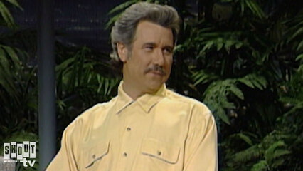 The Johnny Carson Show: Hollywood Icons Of The '80s - John Larroquette (5/10/90)