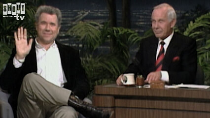 The Johnny Carson Show: Hollywood Icons Of The '80s - John Larroquette (3/20/91)
