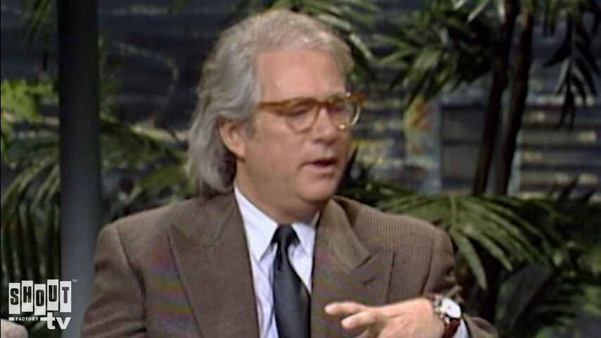 The Johnny Carson Show: Hollywood Icons Of The '80s - Barry Levinson (11/14/91)