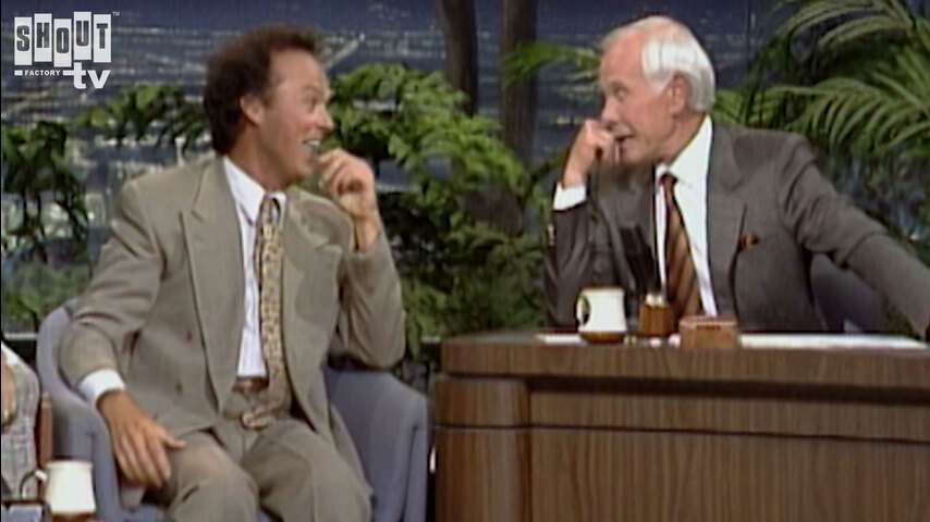 The Johnny Carson Show: Hollywood Icons Of The '80s - Michael Keaton (5/14/92)