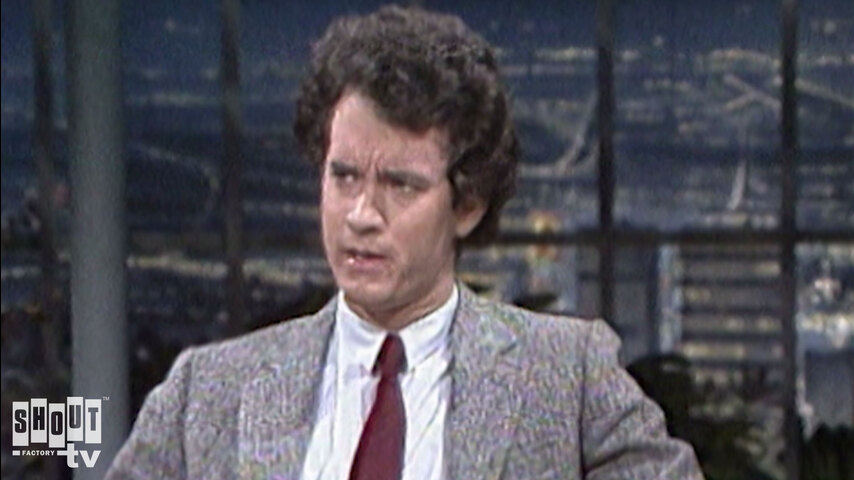 The Johnny Carson Show: Hollywood Icons Of The '90s - Tom Hanks (2/4/82)