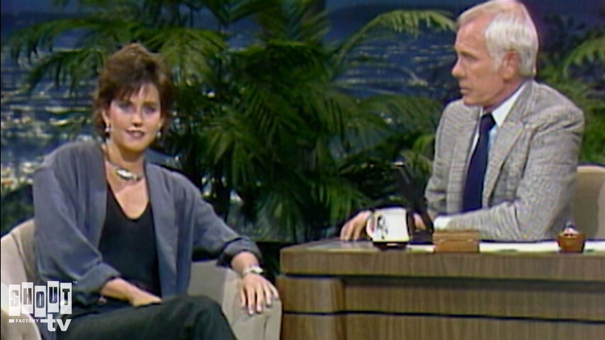 The Johnny Carson Show: Hollywood Icons Of The '90s - Courtney Cox (9/19/85)