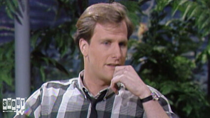 The Johnny Carson Show: Hollywood Icons Of The '90s - Jeff Daniels (1/23/86)
