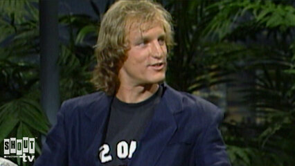 The Johnny Carson Show: Hollywood Icons Of The '90s - Woody Harrelson (7/19/89)