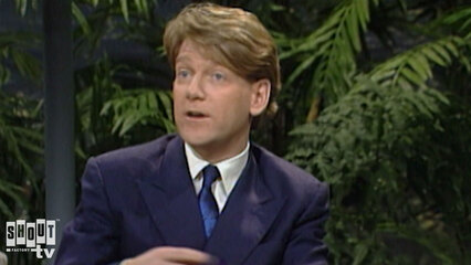 The Johnny Carson Show: Hollywood Icons Of The '90s - Kenneth Branagh (2/1/90)